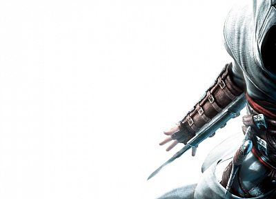 video games, assassin, Assassins Creed, Altair Ibn La Ahad, artwork - desktop wallpaper