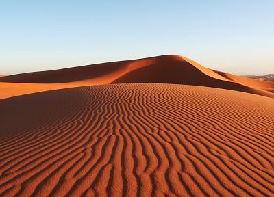 landscapes, nature, sand, deserts, sand dunes - related desktop wallpaper