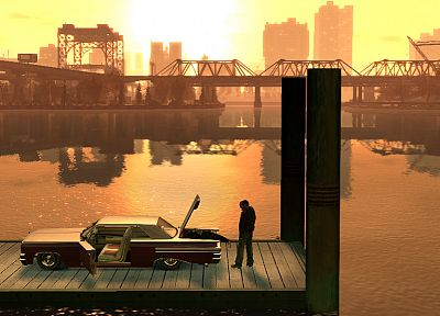 video games, Grand Theft Auto - random desktop wallpaper