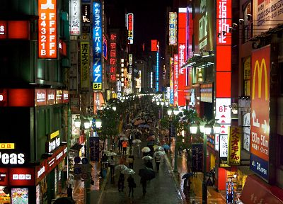 Japan, Tokyo, cityscapes, buildings, shinjuku - related desktop wallpaper