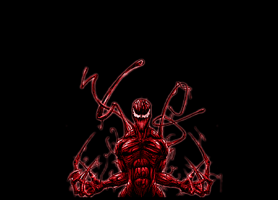 comics, Spider-Man, Carnage, Marvel Comics - related desktop wallpaper