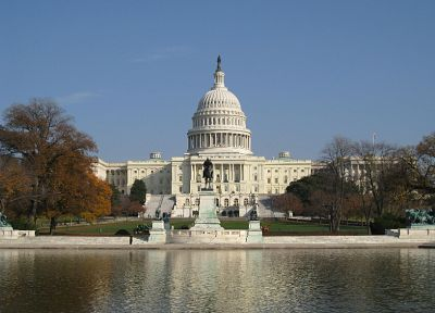 Washington DC, Capitol Building - random desktop wallpaper