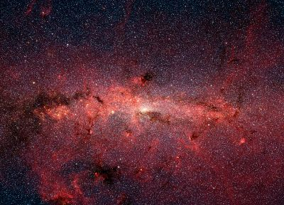 outer space, stars, Milky Way - related desktop wallpaper