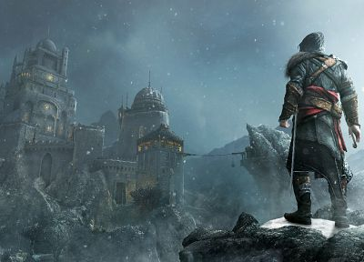 video games, Assassins Creed Revelations - random desktop wallpaper