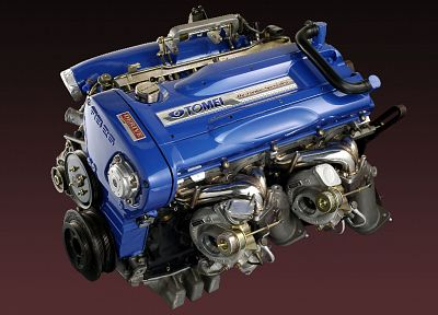 Nissan, vehicles, rb26dett engine - desktop wallpaper