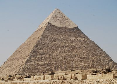 architecture, buildings, Egypt, pyramids, Great Pyramid of Giza - random desktop wallpaper