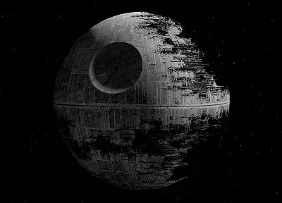 Star Wars, movies, Death Star - random desktop wallpaper