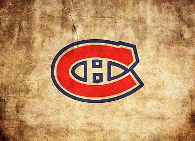 team, Canada, hockey, Montreal, Quebec, Canadiens, logos - random desktop wallpaper