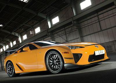 cars, Lexus LFA - random desktop wallpaper