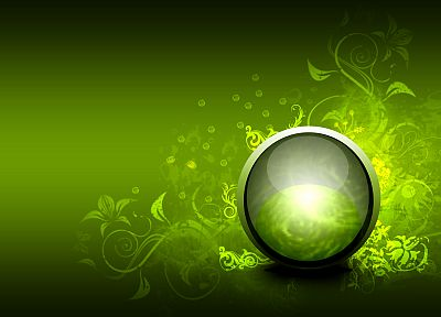 green, photosynthesis, floral, photo manipulation - desktop wallpaper
