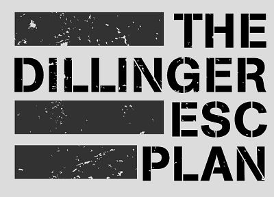 The Dillinger Escape Plan, logos - desktop wallpaper