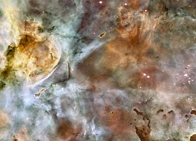 outer space, nebulae, Carina nebula - related desktop wallpaper