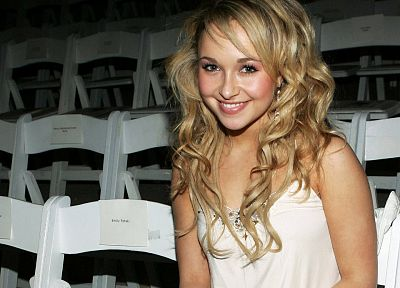 women, actress, Hayden Panettiere, celebrity - random desktop wallpaper