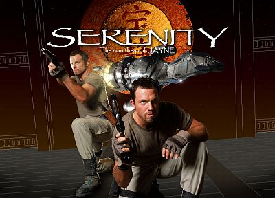 Serenity, men, Firefly, Cobb - random desktop wallpaper