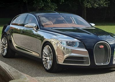 cars, Bugatti Galibier Concept - random desktop wallpaper