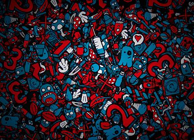 abstract, toys - related desktop wallpaper