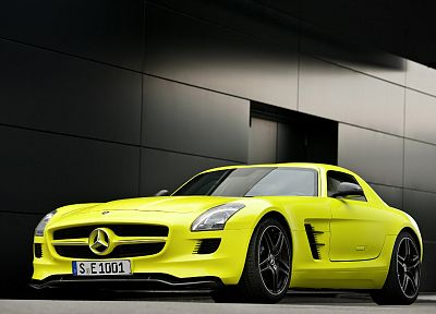 Cell, cars, AMG, Mercedes-Benz SLS AMG, Mercedes-Benz, German cars - random desktop wallpaper