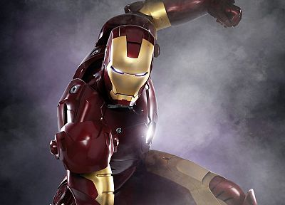 Iron Man, Marvel Comics - random desktop wallpaper
