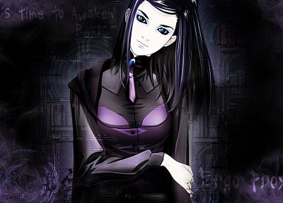 Ergo Proxy, Re-l Mayer, anime girls - related desktop wallpaper