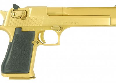 guns, golden, Desert Eagle, handguns - related desktop wallpaper