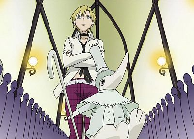 Soul Eater, Excalibur - random desktop wallpaper