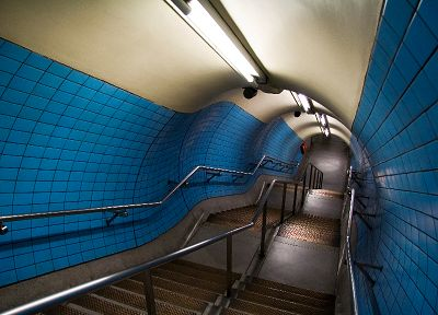 architecture, stairways, tunnels - related desktop wallpaper