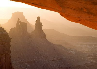 Utah, arch, National Park, rock formations, Canyonlands National Park - related desktop wallpaper