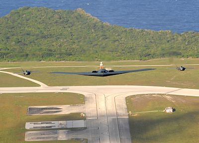 aircraft, military, bomber, B-2 Spirit - desktop wallpaper