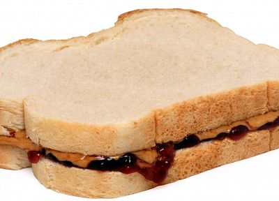 sandwiches, jelly, peanut butter - random desktop wallpaper
