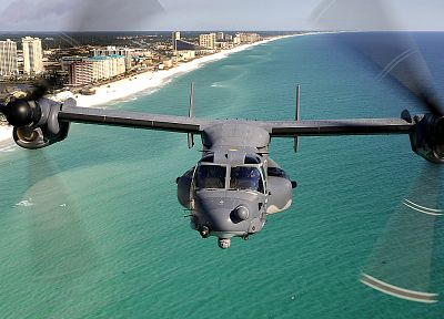 aircraft, military, planes, V-22 Osprey - random desktop wallpaper