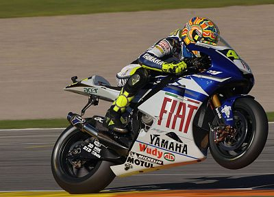 bikes, vehicles, Moto GP, motorbikes, wheelie, Valentino Rossi - random desktop wallpaper