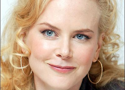women, Nicole Kidman, faces - random desktop wallpaper