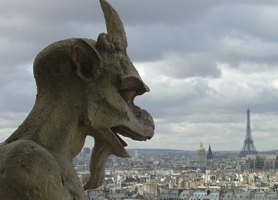 gargoyle - random desktop wallpaper