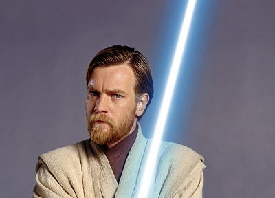 Star Wars, Ewan Mcgregor, Obi-Wan Kenobi - related desktop wallpaper