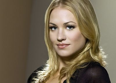 blondes, women, actress, Yvonne Strahovski, faces - desktop wallpaper