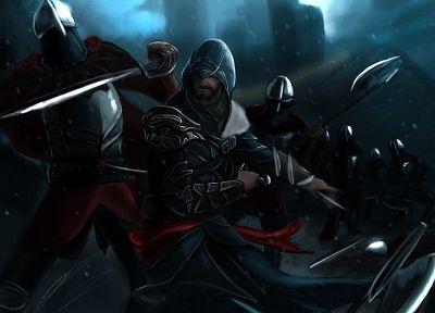 video games, Assassins Creed - popular desktop wallpaper