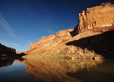 nature, Grand Canyon, reflections - random desktop wallpaper