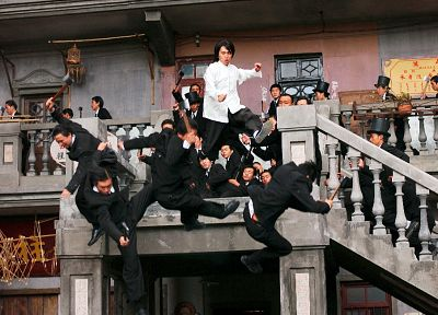 Kung Fu Hustle - random desktop wallpaper