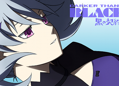 Darker Than Black, Yin - random desktop wallpaper