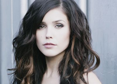women, Sophia Bush - random desktop wallpaper
