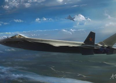aircraft, China, J-20 - random desktop wallpaper