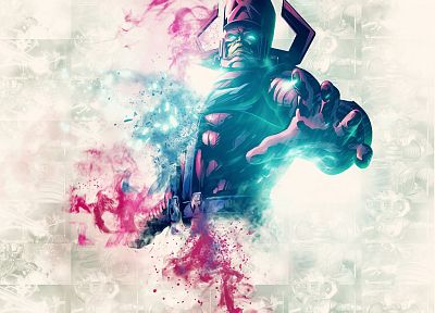 video games, Street Fighter, Capcom, versus, Street Fighter IV, Marvel Comics, Galactus, Marvel - related desktop wallpaper