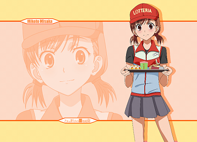 Misaka Mikoto, Toaru Kagaku no Railgun, anime - related desktop wallpaper