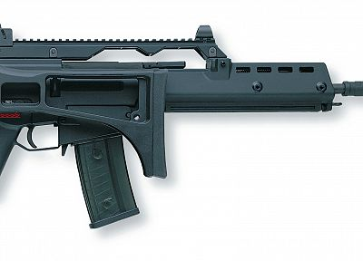 rifles, guns, Heckler and Koch, G36, assault rifle, German - related desktop wallpaper