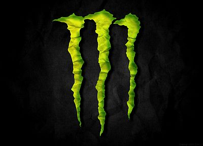 logos, Monster Energy - desktop wallpaper