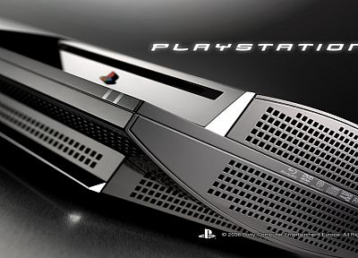 Playstation 3, video game consoles - random desktop wallpaper