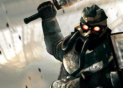 video games, Killzone, 3D - desktop wallpaper