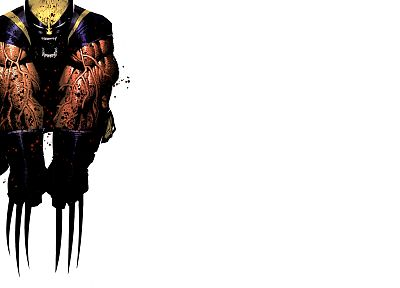 Wolverine, Marvel Comics - random desktop wallpaper