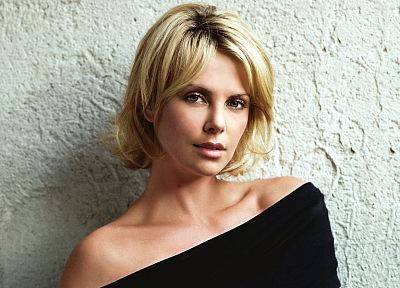 women, actress, Charlize Theron - desktop wallpaper