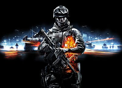 Battlefield 3 - random desktop wallpaper